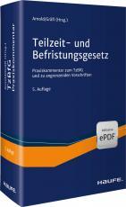 Cover-Bild Teilzeit- und Befristungsgesetz