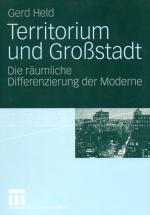 Cover-Bild Territorium und Großstadt