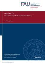 Cover-Bild Texte zur Wirtschaftspädagogik und Personalentwicklung / Industrie 4.0