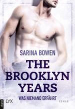 Cover-Bild The Brooklyn Years - Was niemand erfährt
