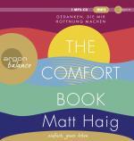Cover-Bild The Comfort Book - Gedanken, die mir Hoffnung machen