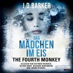 Cover-Bild The Fourth Monkey - Das Mädchen im Eis -