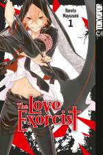 Cover-Bild The Love Exorcist 01