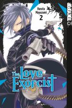Cover-Bild The Love Exorcist 02