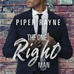 Cover-Bild The One Right Man (Love and Order 2)