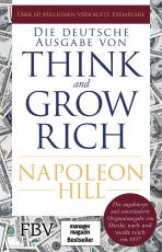 Cover-Bild Think and Grow Rich – Deutsche Ausgabe