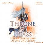 Cover-Bild Throne of Glass 7: Herrscherin über Asche und Zorn