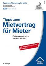 Cover-Bild Tipps zum Mietvertrag für Mieter