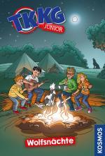 Cover-Bild TKKG Junior, 13, Wolfsnächte