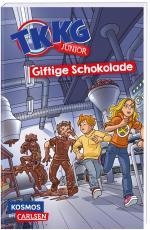Cover-Bild TKKG Junior: Giftige Schokolade