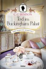 Cover-Bild Tod im Buckingham Palast
