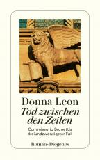 Cover-Bild Tod zwischen den Zeilen