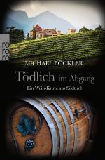 Cover-Bild Tödlich im Abgang