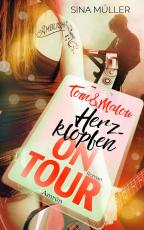 Cover-Bild Tom & Malou 1: Herzklopfen on Tour