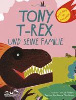Cover-Bild Tony T-Rex und seine Familie