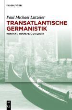 Cover-Bild Transatlantische Germanistik