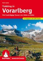 Cover-Bild Trekking in Vorarlberg