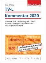 Cover-Bild TV-L Kommentar 2020