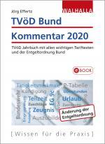 Cover-Bild TVöD Bund Kommentar 2020