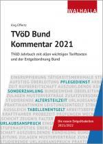 Cover-Bild TVöD Bund Kommentar 2021