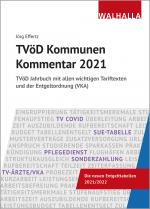 Cover-Bild TVöD Kommunen Kommentar 2021