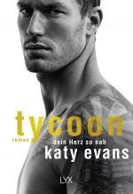 Cover-Bild Tycoon - Dein Herz so nah