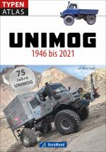 Cover-Bild Typenatlas Unimog