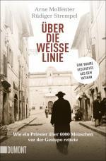 Cover-Bild Über die weiße Linie