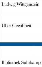 Cover-Bild Über Gewißheit