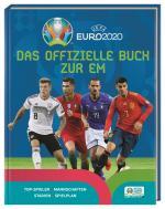 Cover-Bild UEFA Euro 2020: Das offizielle Buch zur EM 2020