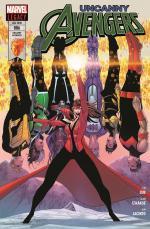 Cover-Bild Uncanny Avengers