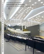 Cover-Bild Universität als Denkmal
