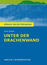 Cover-Bild Unter der Drachenwand