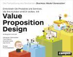Cover-Bild Value Proposition Design