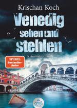 Cover-Bild Venedig sehen und stehlen