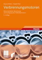 Cover-Bild Verbrennungsmotoren