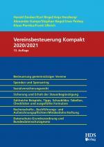 Cover-Bild Vereinsbesteuerung Kompakt 2020/2021