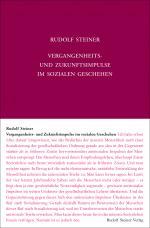 Cover-Bild Vergangenheits- und Zukunftsimpulse im sozialen Geschehen