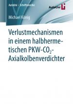 Cover-Bild Verlustmechanismen in einem halbhermetischen PKW-CO2-Axialkolbenverdichter