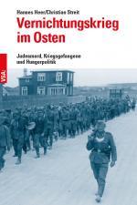 Cover-Bild Vernichtungskrieg im Osten