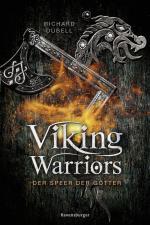 Cover-Bild Viking Warriors, Band 1: Der Speer der Götter
