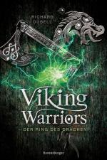 Cover-Bild Viking Warriors, Band 2: Der Ring des Drachen