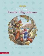 Cover-Bild Villa Eichblatt - Familie Eilig zieht um