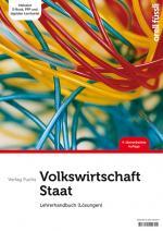 Cover-Bild Volkswirtschaft / Staat – Lehrerhandbuch