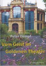 Cover-Bild Vom Geist im Goldenen Theater