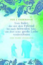 Cover-Bild Vom Inder, der mit dem Fahrrad bis nach Schweden fuhr...