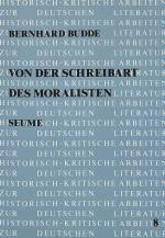 Cover-Bild Von der Schreibart des Moralisten