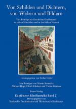Cover-Bild Von Schilden und Dichtern, von Webern und Bildern