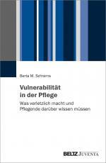 Cover-Bild Vulnerabilität in der Pflege