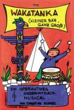 Cover-Bild WAKATANKA - Märchenbuch